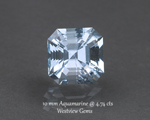 4.75 ct. Aquamarine