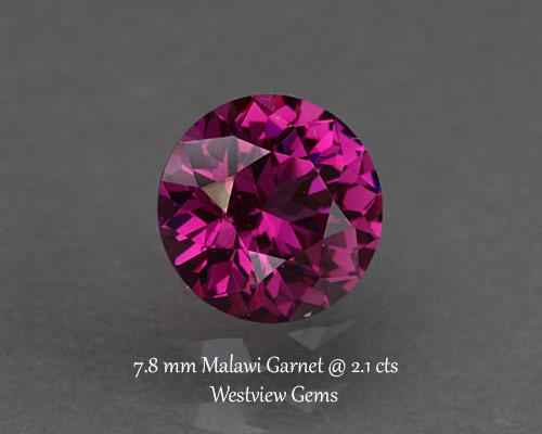 2.12 ct. Garnet