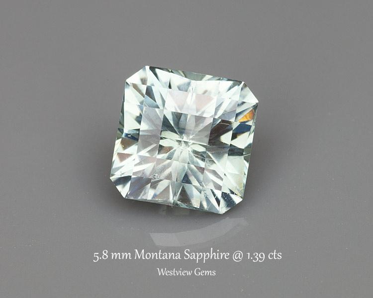 1.39 ct. Sapphire