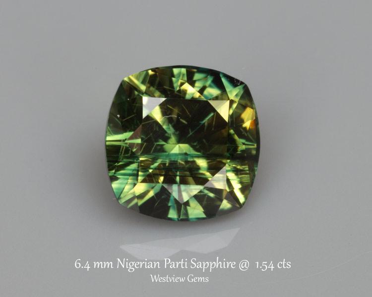 1.54 ct. Sapphire