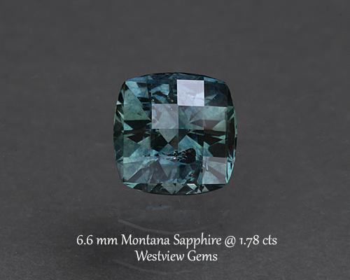1.78 ct. Sapphire