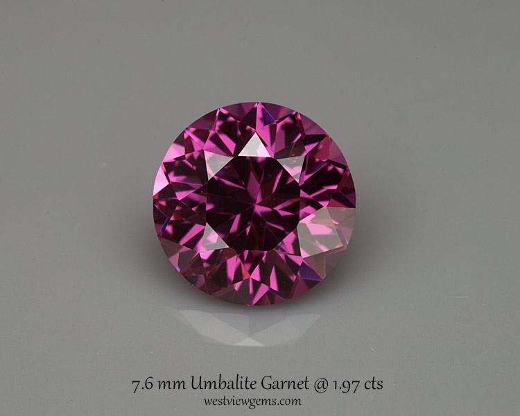 1.97 ct. Garnet