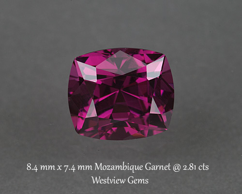 2.81 ct. Garnet