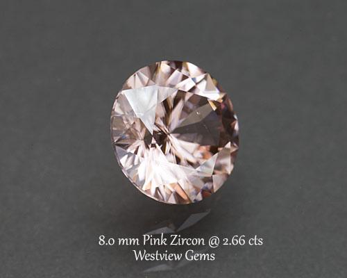 2.66 ct. Zircon