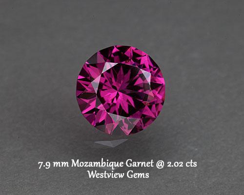 2.02 ct. Garnet