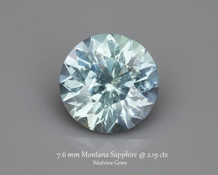2.19 ct. Sapphire