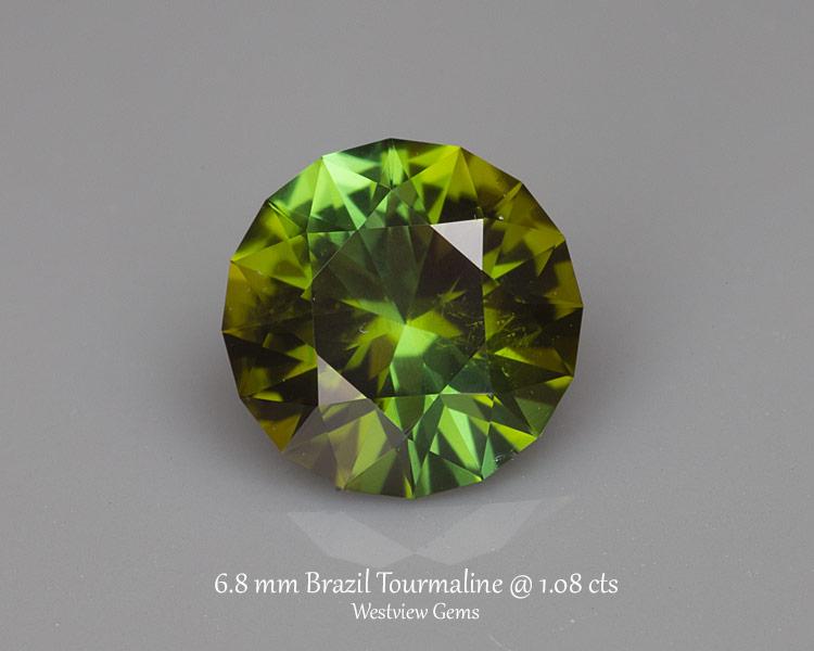 1.08 ct. Tourmaline