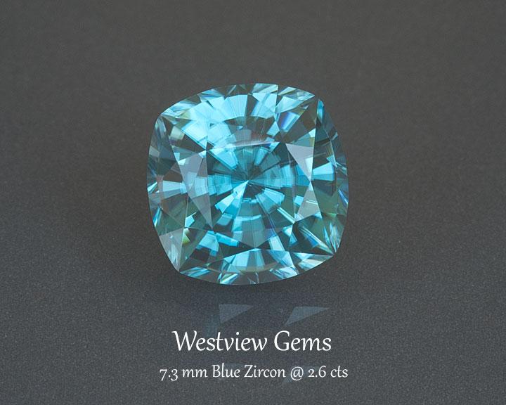 2.60 ct. Zircon