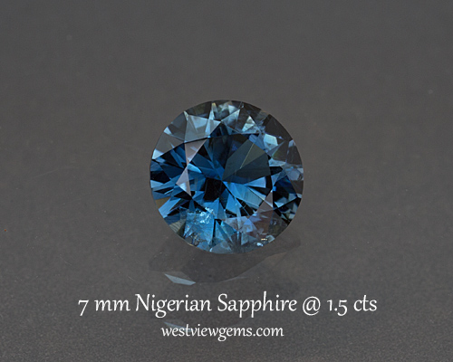 1.50 ct. Sapphire