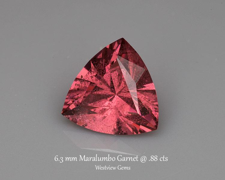 0.88 ct. Garnet