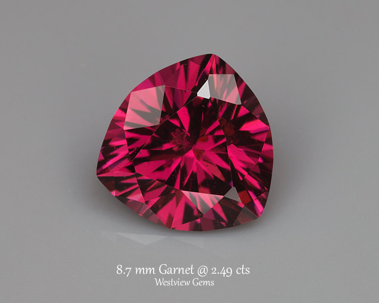 2.49 ct. Garnet