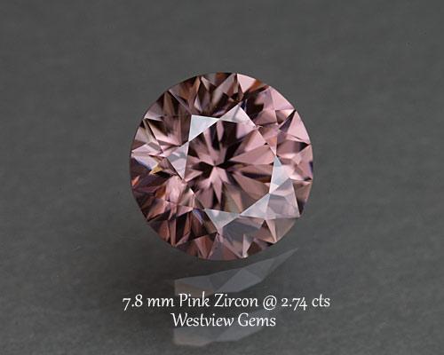 2.74 ct. Zircon