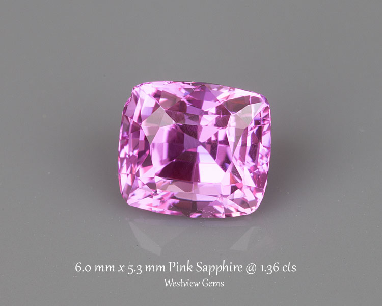 1.36 ct. Sapphire