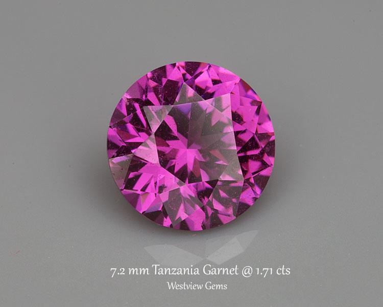 1.71 ct. Garnet