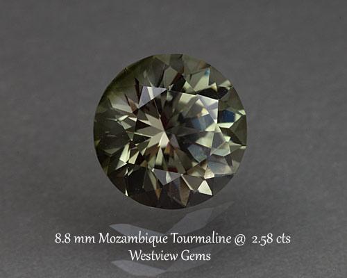 2.58 ct. Tourmaline