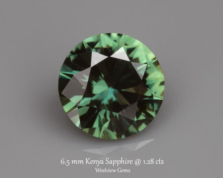 1.28 ct. Sapphire