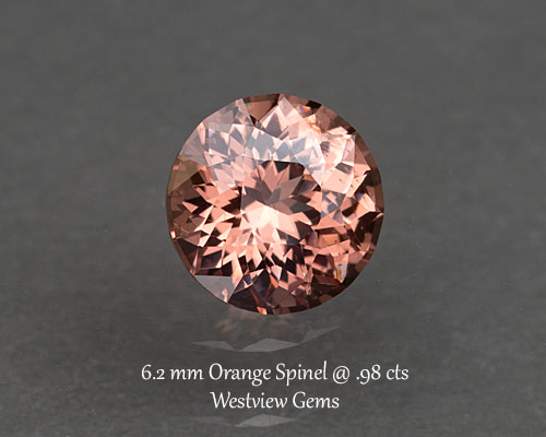 0.98 ct. Spinel