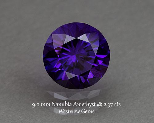 2.37 ct. Amethyst